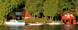 Cottage on the Rideau-feature